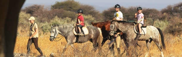 Family Fun in Namibia