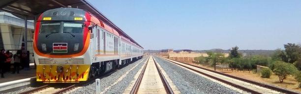 Severin Tsavo Train Safari