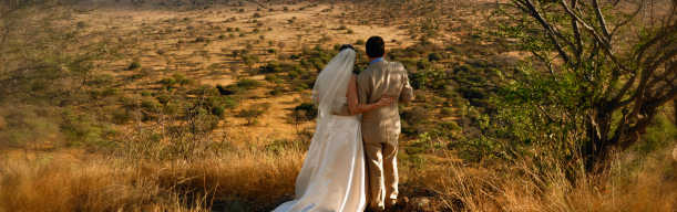 Out of Africa Wedding